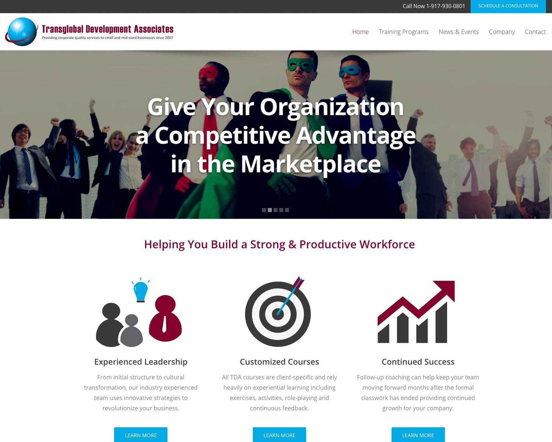 TransglobalDevelopment com - Web Design Fort Lauderdale